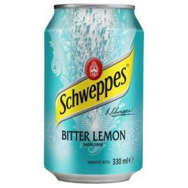 Швепс Битер Лимон 330ml