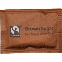 Захар кафява 100бр * 4гр