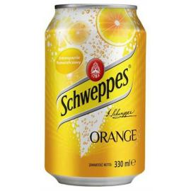 Швепс Портокал 330ml